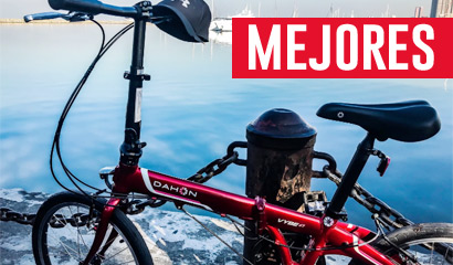 mejor bicicleta plegable