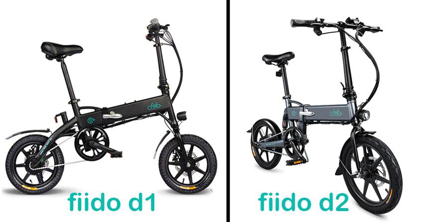 fiido d1 vs fiido d2
